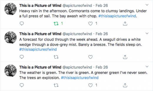 This is a Picture of Wind Twitterbot