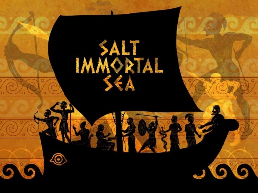 Salt Immortal Sea