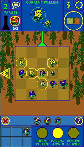 in-game screen