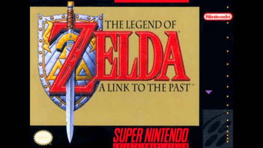 Box art of The Legend Of Zelda: A Link to the Past