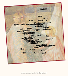 "Screenshot of ""Lord's Prayer, The"" crop"
