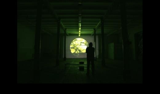 The Upside-Down Chandelier - Installation 2