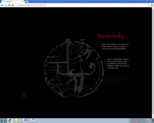 Screen shot of Underbelly